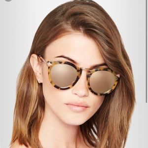 Karen Walker Harvest Superstar glasses